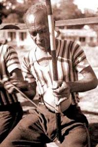 Vicente Ferreira Pastinha Mestre De Capoeira E Filósofo
