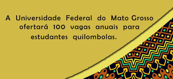 Universidade Federal de Mato Grosso site