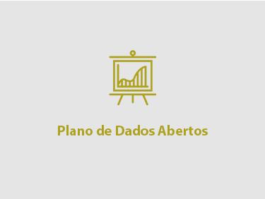 PLANO DE DADOS ABERTOS