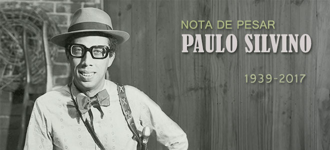 Nota de Pesar Paulo Silvino