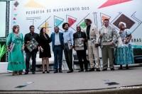 Lançamento do Mapeamento dos Terreiros do DF. Museu da República, Brasília, 3 de maio de 2018